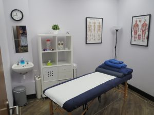 Stafford Massage Room