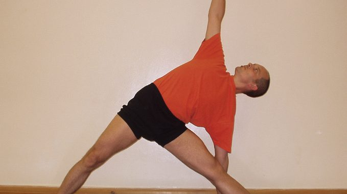 Yoga Pose Balance Chiropractic