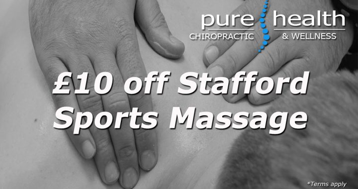 Stafford Sports Massage