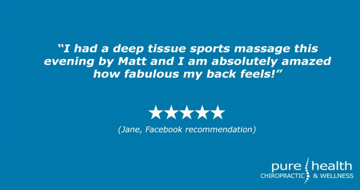 Stafford massage review