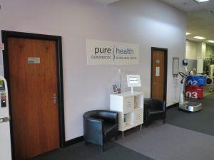 Stafford clinic